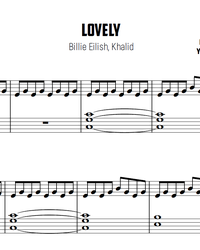 Sheet music and midi files for piano. Lovely.