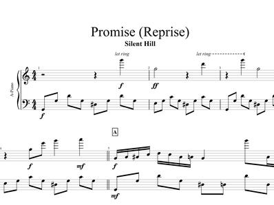 Promise (OST Sillent Hill game) - Akira Yamaoka