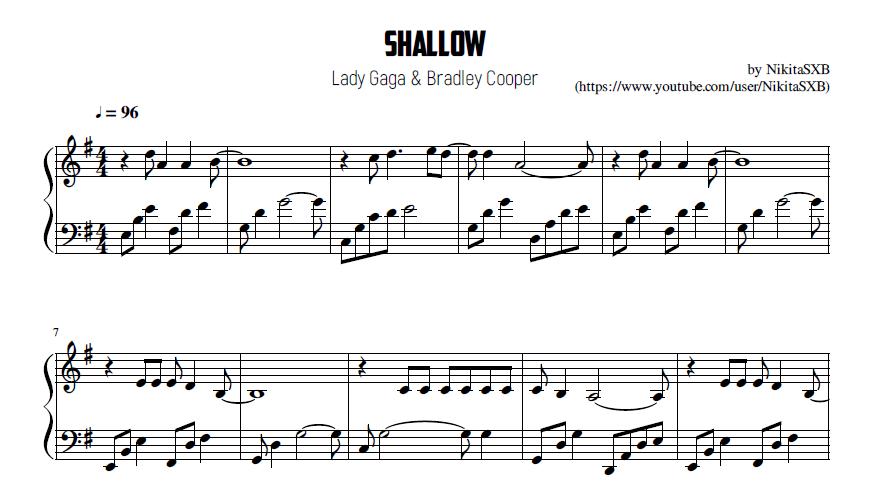 Shallow - Lady Gaga