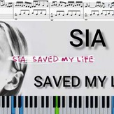 Спас меня (Saved My Life) - Sia